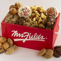 Mrs. Fields Deluxe Gift Crate