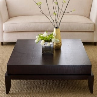 Abbyson Morgan Square Coffee Table