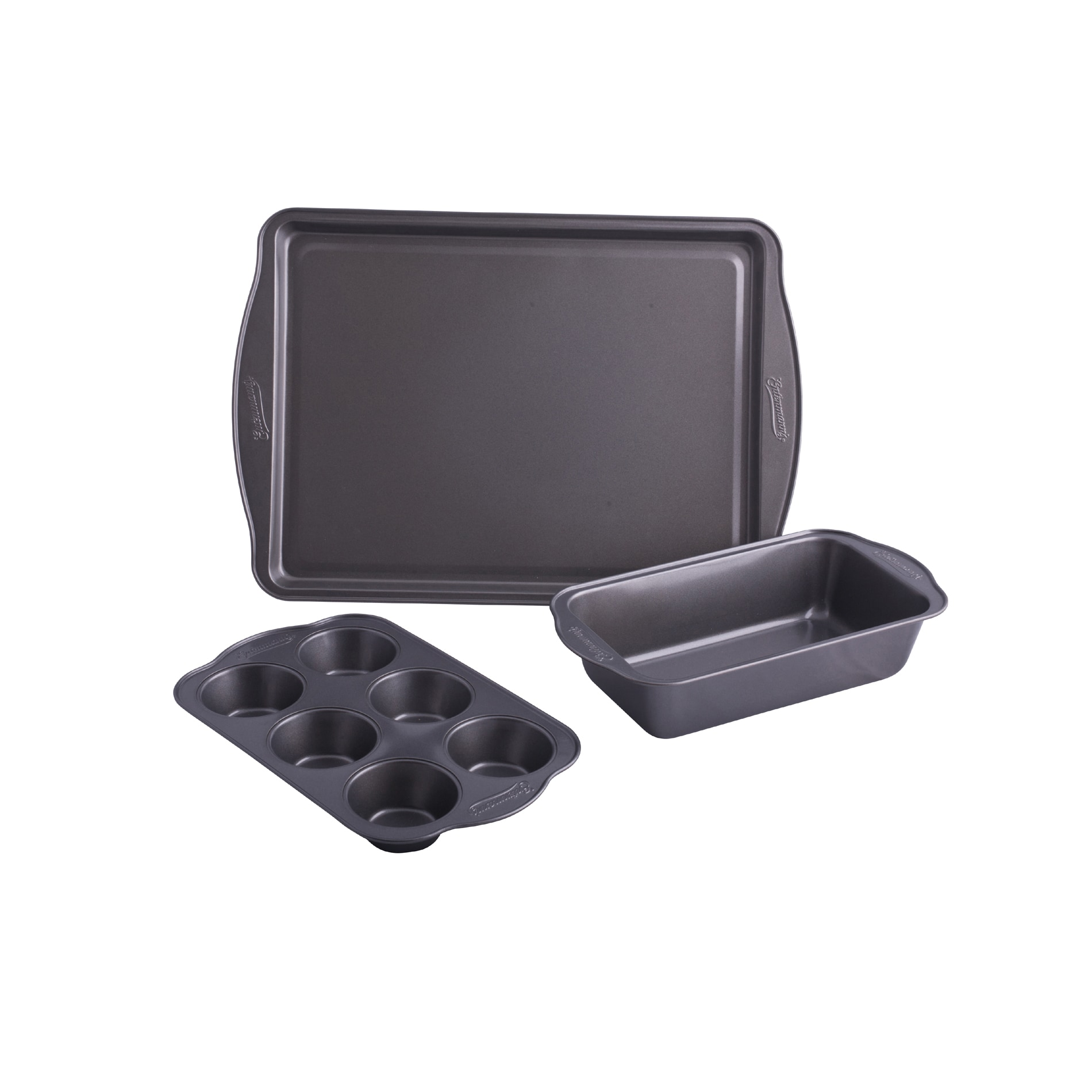Entenmann's Classic 3-piece Bakeware Set
