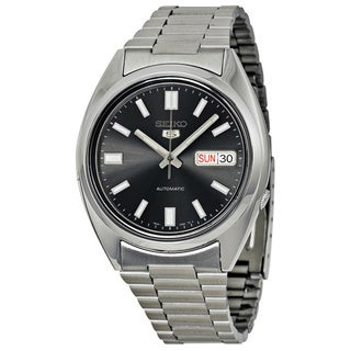 Seiko Men's SNXS79 Automatic Stainless Steel Watch