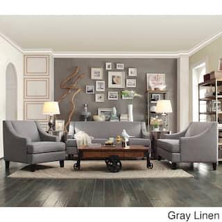 Grey Living Room Furniture Sets For Less | Overstock