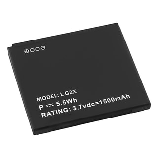 Compatible Overcharging-protection Li-ion Battery for LG G2X