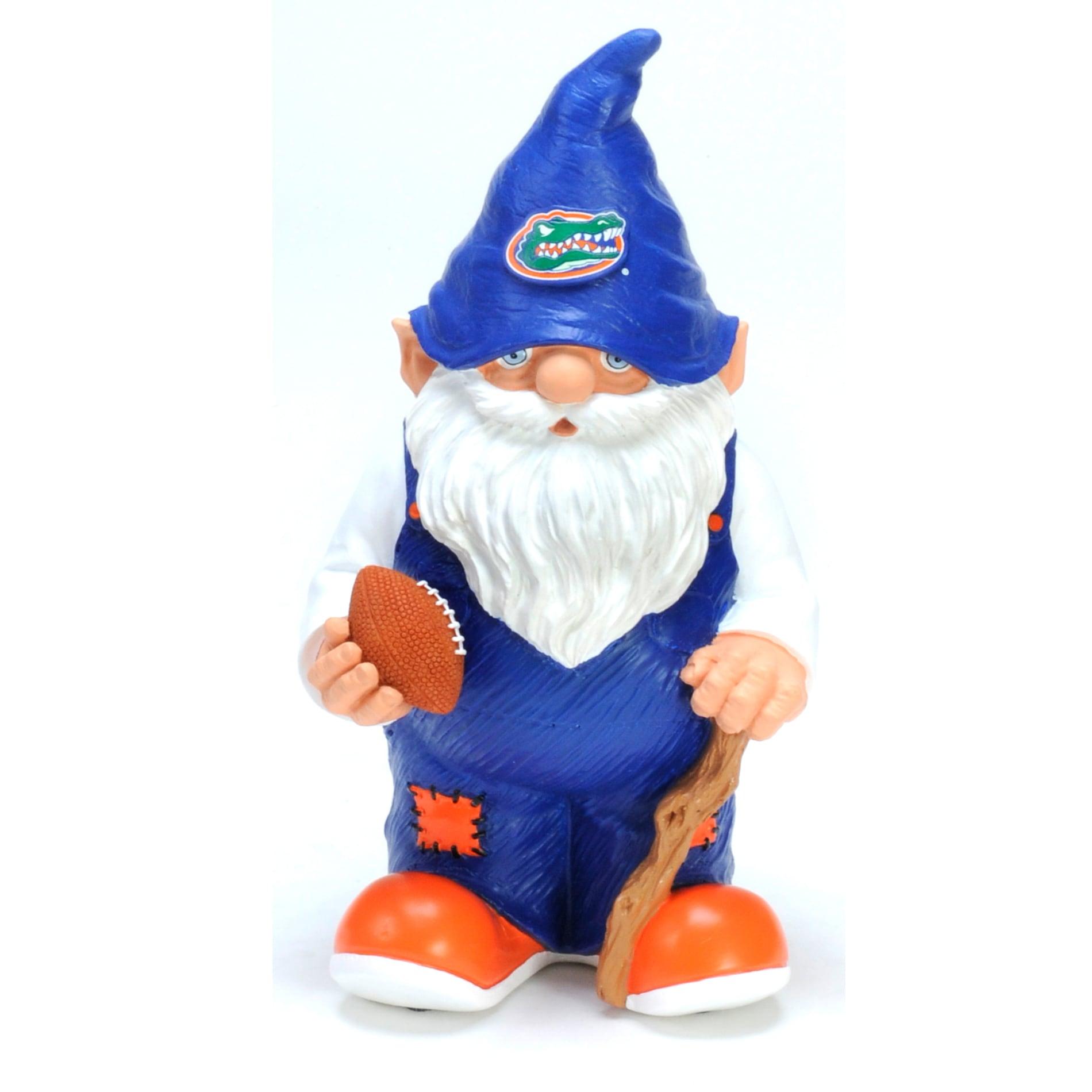 Forever Collectibles NCAA Florida Gators 11-inch Garden Gnome