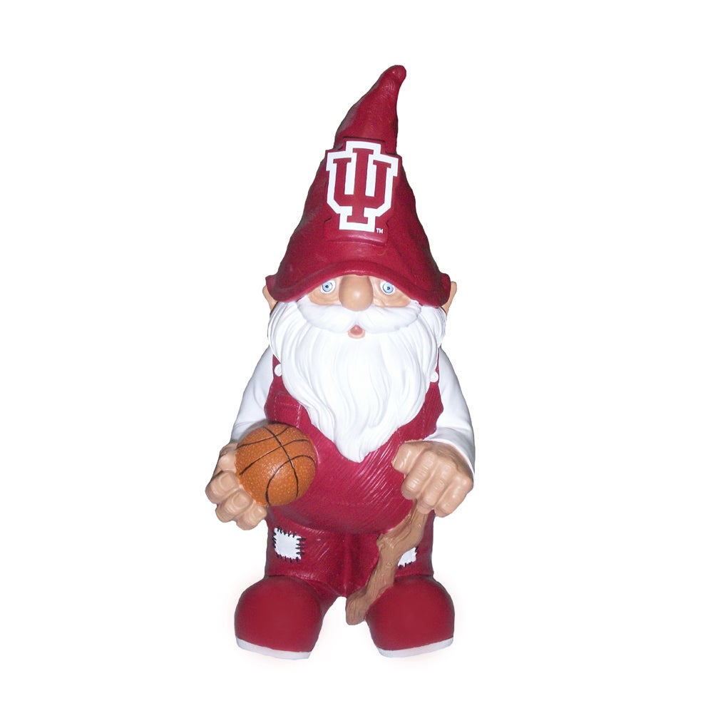 Indiana Hoosiers 11-inch Garden Gnome