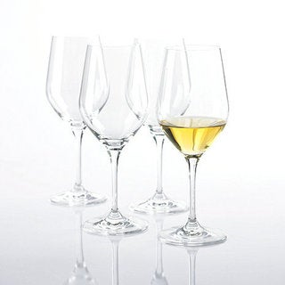 FUSION CHARDONNAY STEMS PERPSET OF 4