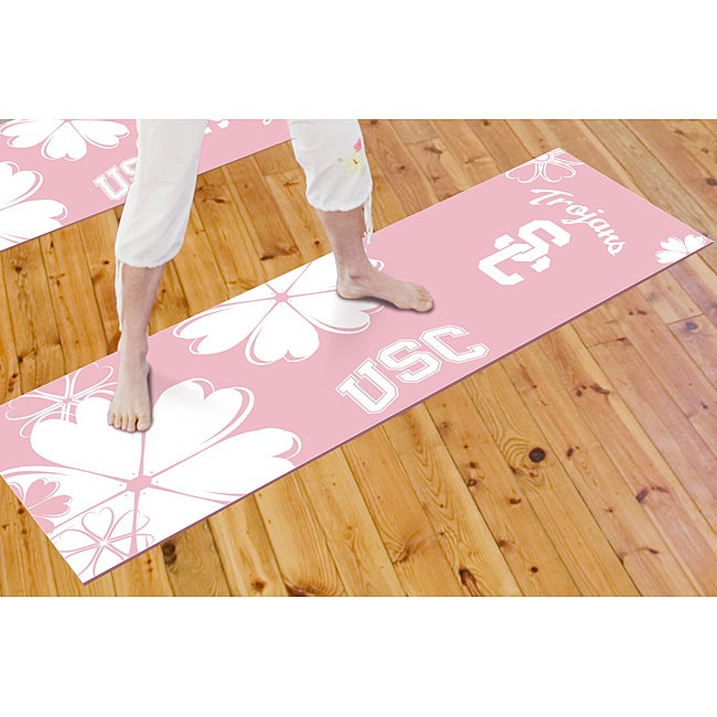 Fanmats University of Southern California Yoga Mat