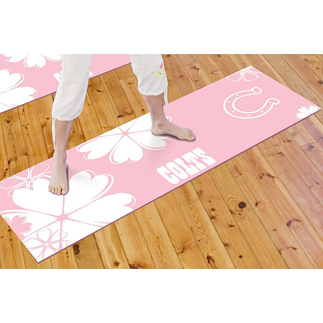 Fanmats Indianapolis Colts Yoga Mat