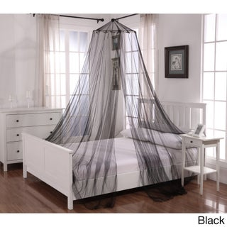 Oasis Round Hoop Bed Canopy (More options available)