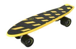 Atom Yellow 21-inch Mini Retroh Molded Skateboard