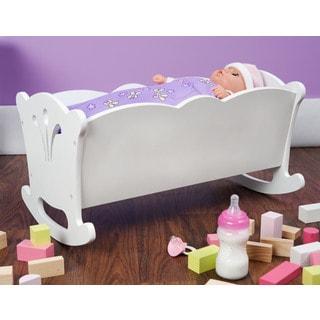 Kid Kraft Lil Doll Cradle Toy