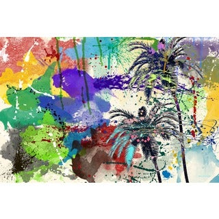 Maxwell Dickson 'California Breeze' Canvas Wall Art