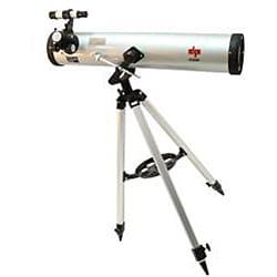 Defender 700x76 Series Glass Optics Reflector Telescope