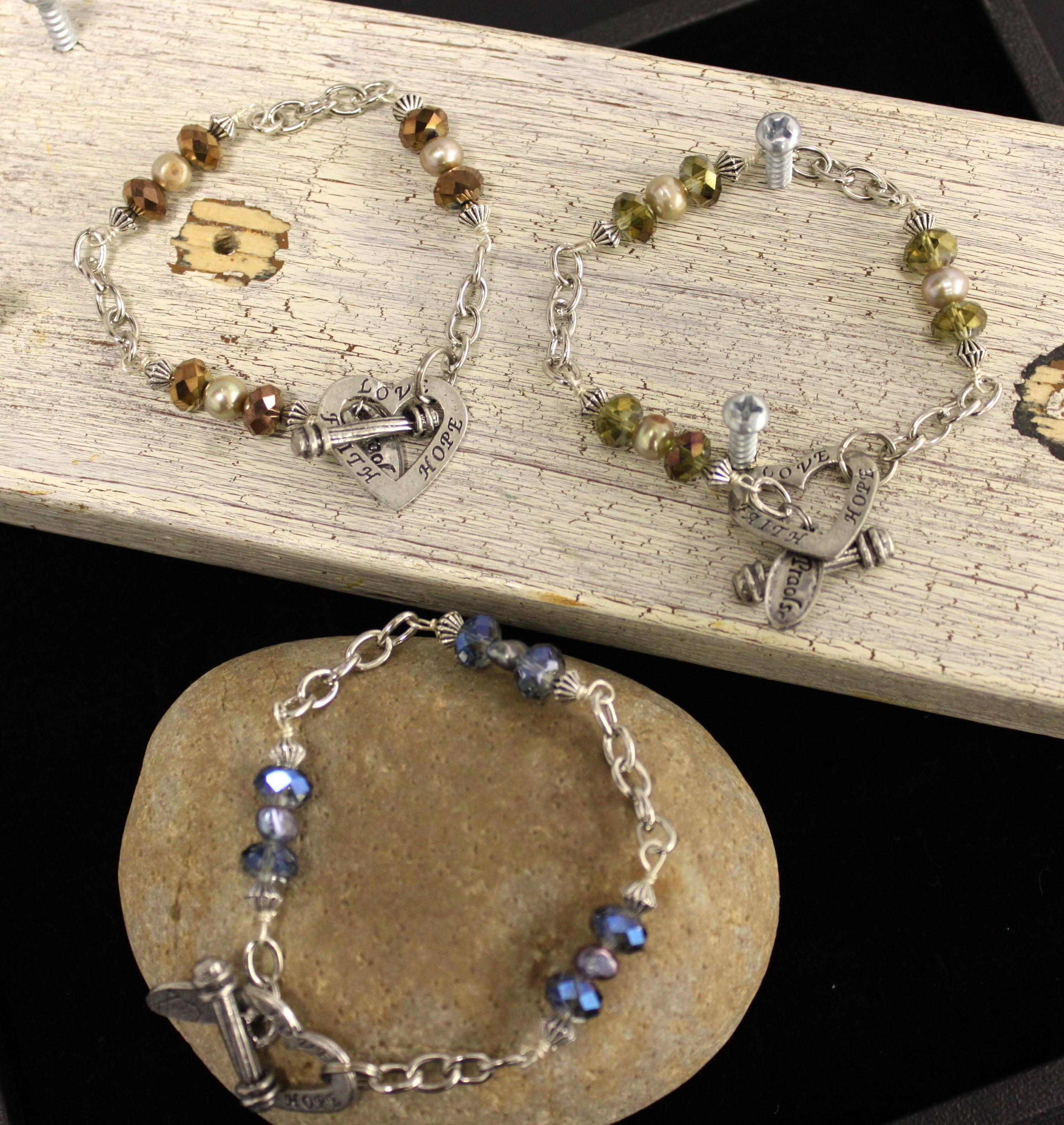 'Healing Prayer' Bracelet