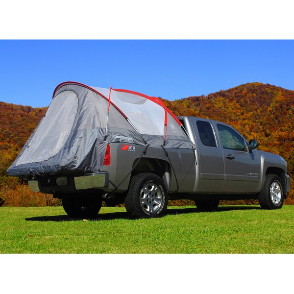 campright mid size short bed truck tent free shipping. Black Bedroom Furniture Sets. Home Design Ideas