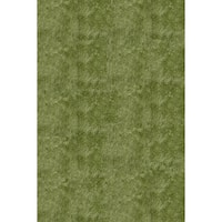 Momeni Luster Shag Apple Green Hand-Tufted Shag Rug (8' X 10')