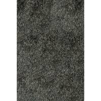 Momeni Luster Shag Carbon Hand-Tufted Shag Rug (8' X 10')