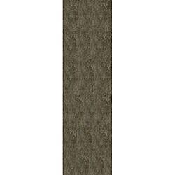 Momeni Luster Shag Grey Hand-Tufted Shag Runner Rug - 2'3 X 8' - Thumbnail 0