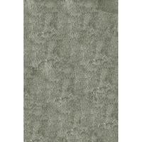 Momeni Luster Shag Sage Hand-Tufted Shag Runner Rug (2'3 X 8')