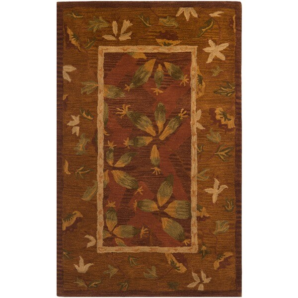Safavieh Handmade Reflections Multi Wool Rug - 9' x 12'