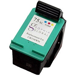 HP 75XL Color Ink Cartridge (Remanufactured) - Thumbnail 0