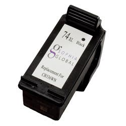 HP 74XL Black Ink Cartridge (Remanufactured)|https://ak1.ostkcdn.com/images/products/6308565/HP-74XL-Black-Ink-Cartridge-Remanufactured-P13937368.jpg?impolicy=medium