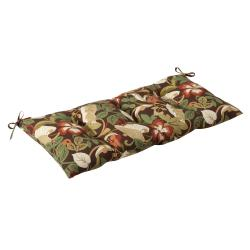 Pillow Perfect Outdoor/ Indoor Coventry Brown Swing/ Bench Cushion