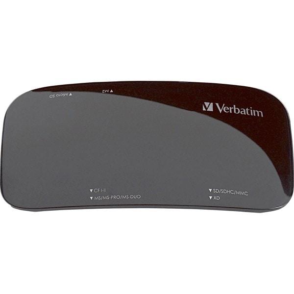 Verbatim Universal Card Reader, USB 2.0 - Black
