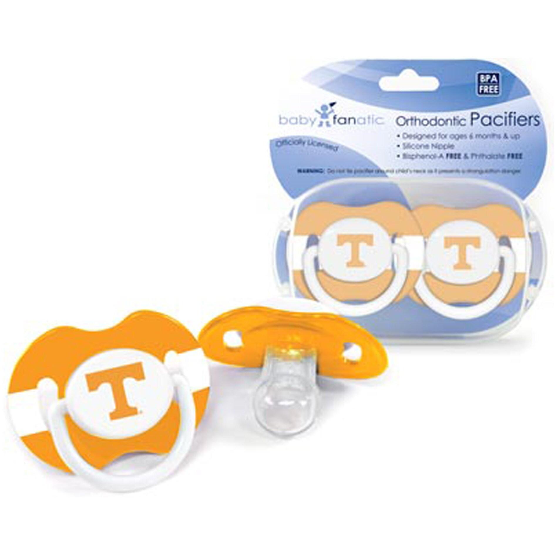 Tennessee Volunteers Pacifiers (Pack of 2)
