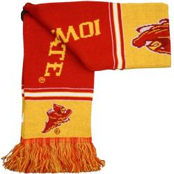 Forever Collectibles Iowa State Cyclones Acrylic Scarf - Thumbnail 0