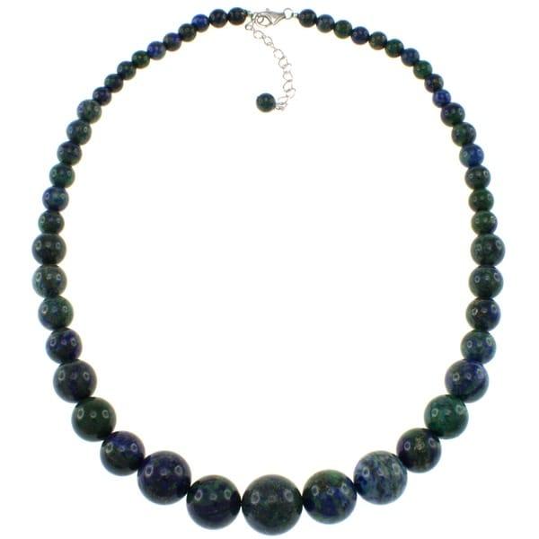 Pearlz Ocean Azurite Journey Necklace
