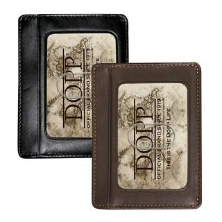 Dopp Men's Regatta Front Pocket Getaway Credit Card Holder