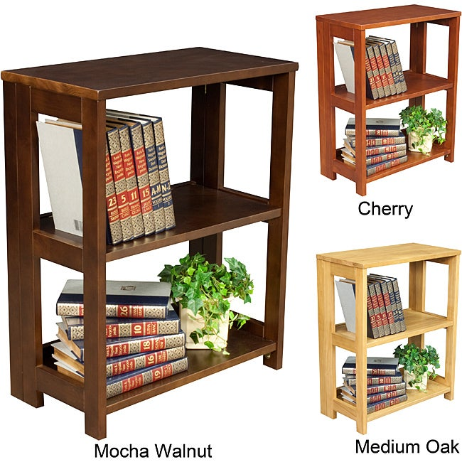 Flip Flop Home Office Desk Side Bookcase