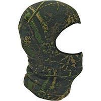 Quiet Wear Digital Knit Camo Hole Mask