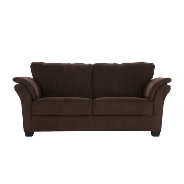 Tulane Dark Brown Sofa