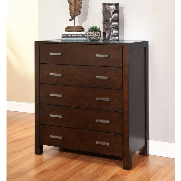 Abbyson Hamptons 5-drawer Chest