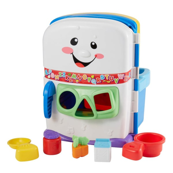 Fisher Price Play Kitchen: Fisher Price Laugh & Learn Learning Kitchen
