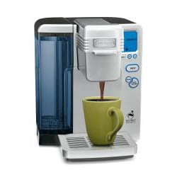 Cuisinart SS-700FR Silver Single Serve Brewing System (Refurbished) - Thumbnail 1