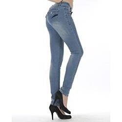 MDZ Women's Lynn Lite Skinny Jeans