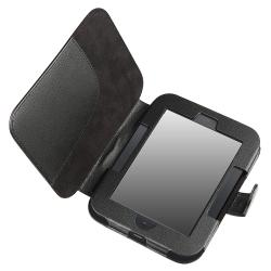 INSTEN Leather Phone Case Cover/ Screen Protector for Barnes & Noble Nook 2 - Thumbnail 1