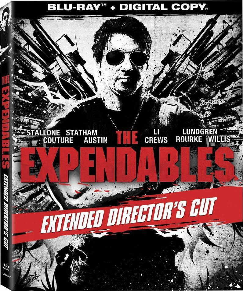The Expendables (Extended Version) (Blu-ray Disc)