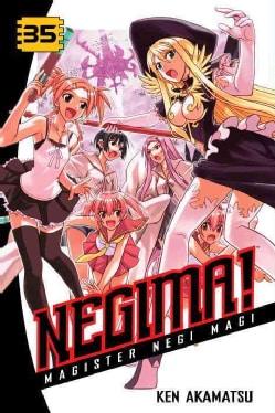 Negima! 35 (Paperback)