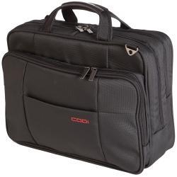CODi Diplomat 15.6-inch Laptop Briefcase - Thumbnail 1