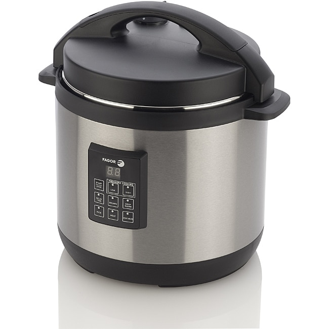 Fagor Electric Pressure Cooker Plus - Thumbnail 0