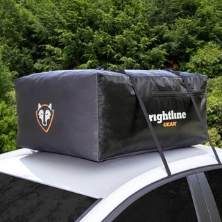 Rightline Gear 100-percent Waterproof Black Sport Junior Car Top Carrier
