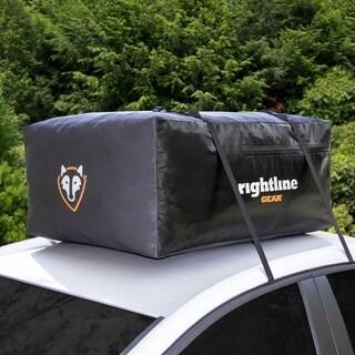 Rightline Gear 100-percent Waterproof Black Sport Junior Car Top Carrier