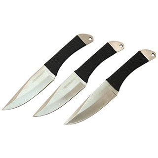 Defender 6-inch Throwing Knives (Set of 3)