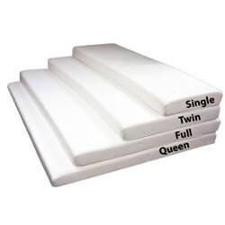 Integrity Bedding 5 inch Orthopedic Queen size Memory Foam Sofa Sleeper Mattress Overstock