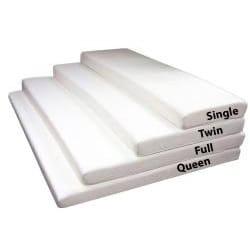 Integrity Bedding 5 inch Orthopedic Single size Memory Foam Sofa Sleeper Mattress Overstock