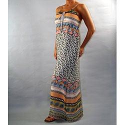 Institute Liberal Women's Chiffon Maxi Dress