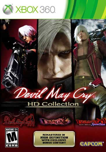 Xbox 360 -  Devil May Cry Collection